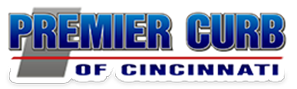 Premier Curb of Cincinnati - Website Logo